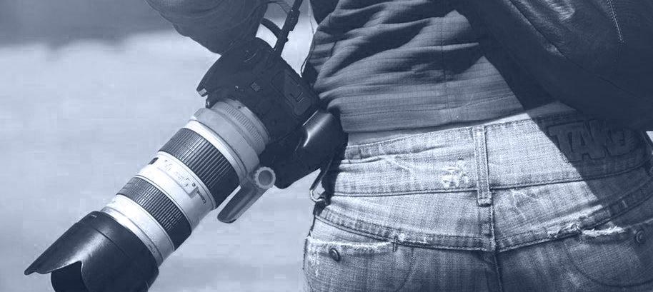 professione fotografo sportivo